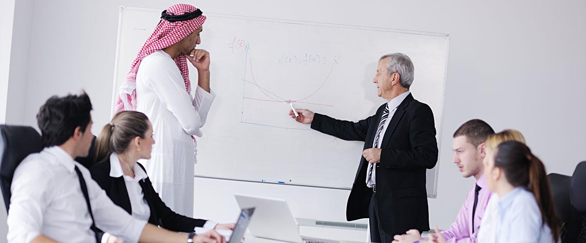 Badanie rynku w kraju arabskim