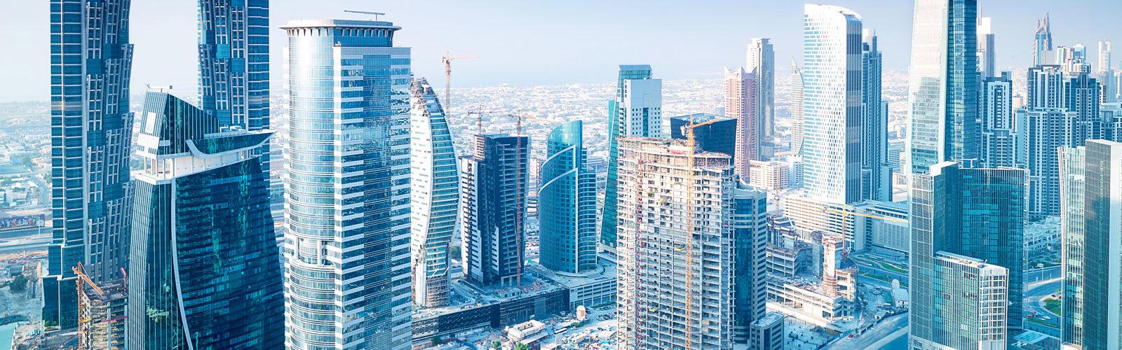 Twoja firma w Dubaju.
